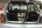 Opel Corsa 4 coffre