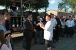Coupe de la ville 2 remise par le maire d'Etain