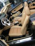 BMW cabriolet 1 interieur 3