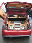Renault Clio2 2 coffre
