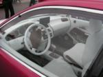 Honda Civic 4 interieur