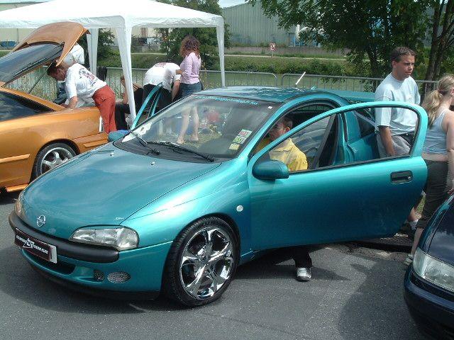 Opel Tigra · Opel Tigra