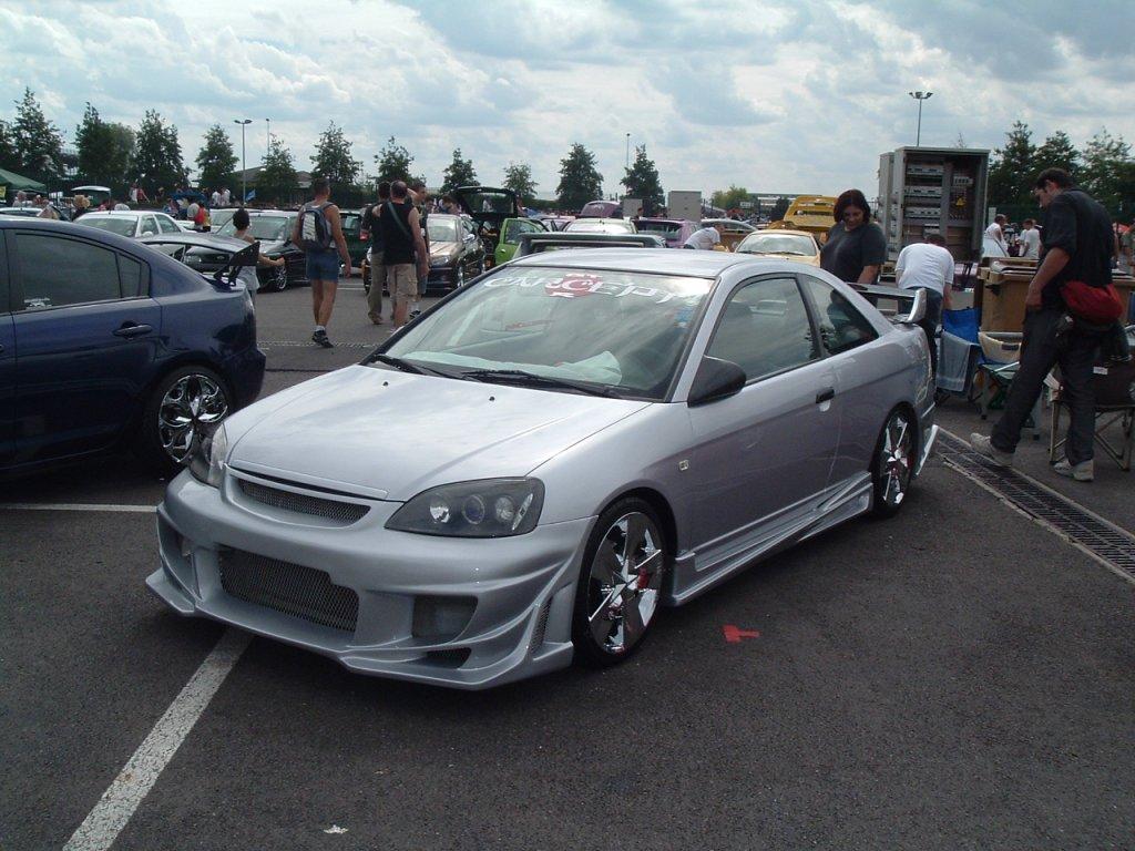Tuning Cars And News Honda Civic Coupe Tuning