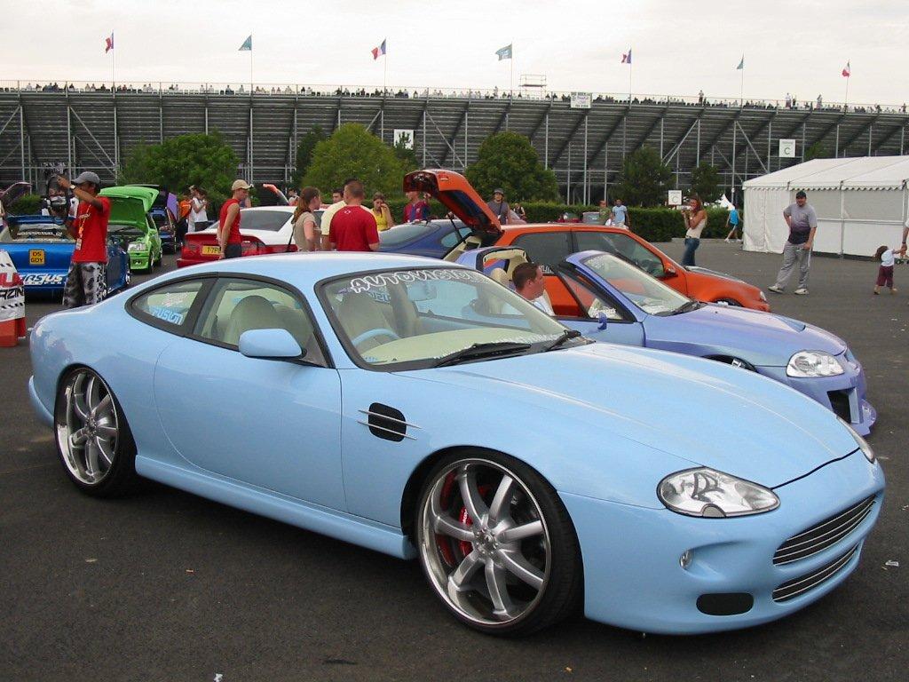 FONDMETAL REVIENT EN FRANCE - Accessoires auto